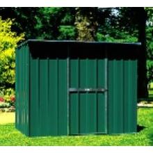 EasyShed Flat Roof – 3.0 x 1.5 x 1.8 - Zincalume