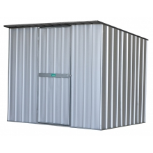 EasyShed Skillion Roof  2.25  x 1.5 x 1.98 Zinc
