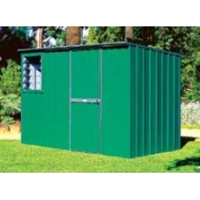 EasyShed Skillion Roof  3.0  x 1.5 x 1.98 Zinc