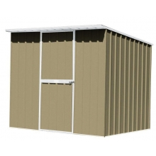 EasyShed Skillion Roof 2.25  x 1.9 x 2.1 -  Colorbond