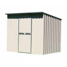 EasyShed Skillion Roof  2.25  x 1.9 x 1.98 Zinc