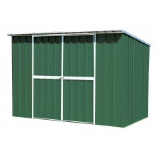 EasyShed Skillion Roof 3.0  x 1.9 x 2.1 -  Colorbond
