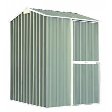 EasyShed Gable Roof – 1.5 x 1.5 x 1.97 - Zincalume