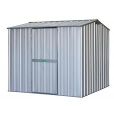 EasyShed Gable Roof – 2.25 x 1.5 x 1.97 - Zincalume