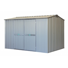 EasyShed Gable Roof – 3.0 x 2.25 x 2.05 - Zincalume