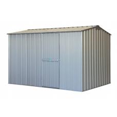 EasyShed Gable Roof – 3.0 x 3.0 x 2.10 - Zincalume