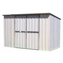 EasyShed Flat Roof – 3.0 x .75 x 1.8 - Zincalume