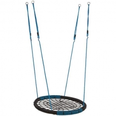 Nest swing oval KBT with adjustable ropes