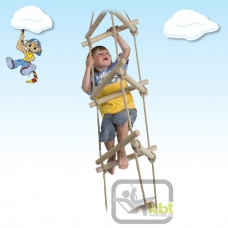 Rope Ladder (3 Sides / three sided)